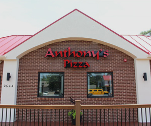 New Review - Anthony's Pizza