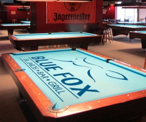 Blue Fox Billiards Bar & Grill