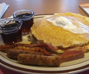 New Review - Denny's