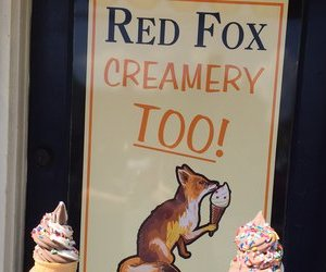 Red Fox Creamery Too
