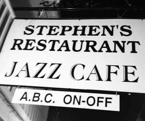 Stephen's Restaurant Jazz Cafe
