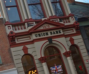 The Union Jack Pub & Restaurant