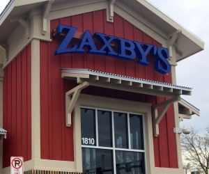 New Review - Zaxby's